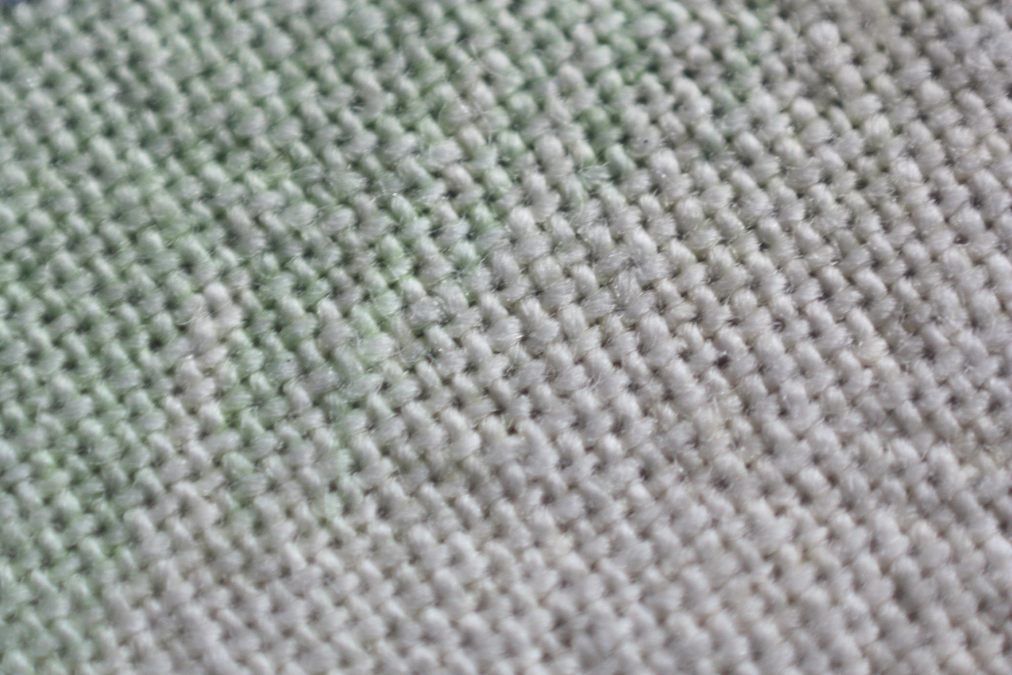 purified cotton blends