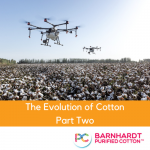 The Evolution of Cotton, part two